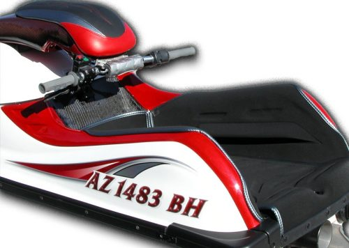 Kawasaki SXR800